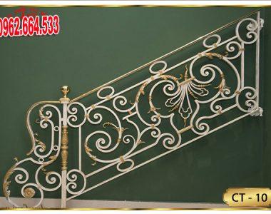 Lan Can Cầu Thang Sắt mỹ Thuật 2004