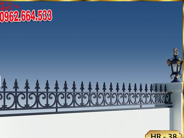 Hàng Rào Sắt Mỹ Thuật 20008