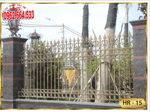 Hàng Rào Sắt Mỹ Thuật 20021